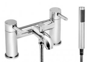Infinity Perona Bath Shower Mixer inc. Shower Hose and Head T7111